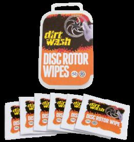 WELDTITE Dirtwash Dirtwash Disc Rotor Wipes (6)