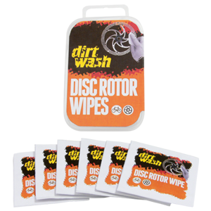 WELDTITE Dirtwash Dirtwash Disc Rotor Wipes (6)