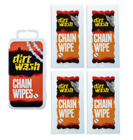 WELDTITE Dirtwash Chain Wipes Pack (4)