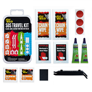 WELDTITE DIRTWASH SOS Travel Kit