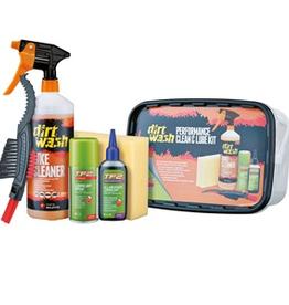 WELDTITE DIRTWASH Performance Clean & Lube Kit
