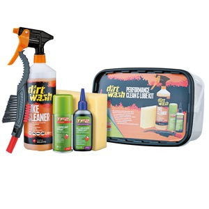 WELDTITE DIRTWASH Performance Clean & Lube Kit