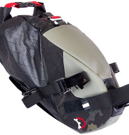 REVELATE DESIGNS REVELATE DESIGNS Vole Saddle Bag: 26mm Valais, Black Camo