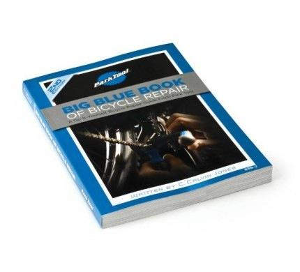 PARK TOOL Park Tool Big Blue Book of Bicycle Repair 2nd Edition