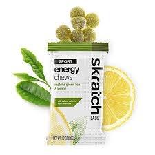 SKRATCH LABS Skratch Labs Sport Energy Chews, 50g