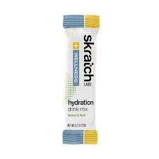 SKRATCH LABS Skratch Labs Wellness Hydration Drink Mix, Lemon & Lime, 21g