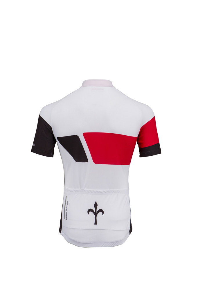 WILIER Wilier Vintage.16 Jersey, White/Red/Black