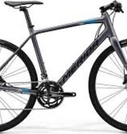 MERIDA MERIDA 2020 Speeder 500, Matt Anthracite/Black/Blue