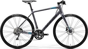 MERIDA MERIDA 2020 Speeder 500, Matt Anthracite/Black/Blue