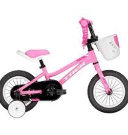 "TREK Trek Precaliber Kids Bicycle 12"" Pink"