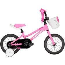 "TREK Trek Precaliber Kids Bicycle 12"" Pink"