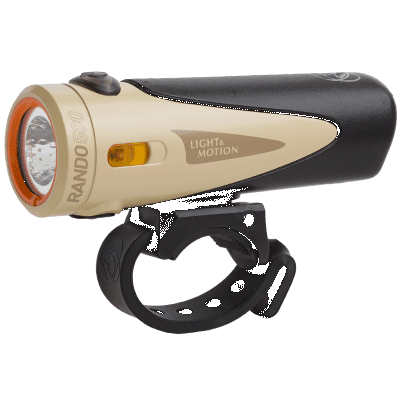 LIGHT & MOTION LIGHT & MOTION Rando 500 Front Light