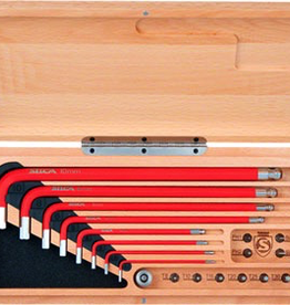 SILCA SILCA HX-ONE Home Essential Kit with Wood Case