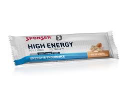 Sponser Sponser Nutrition High Energy Bar