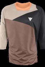 DAINESE DAINESE HG OTZARRETA MTB 3/4 Sleeve Men's Jersey, Dark Sand/Black