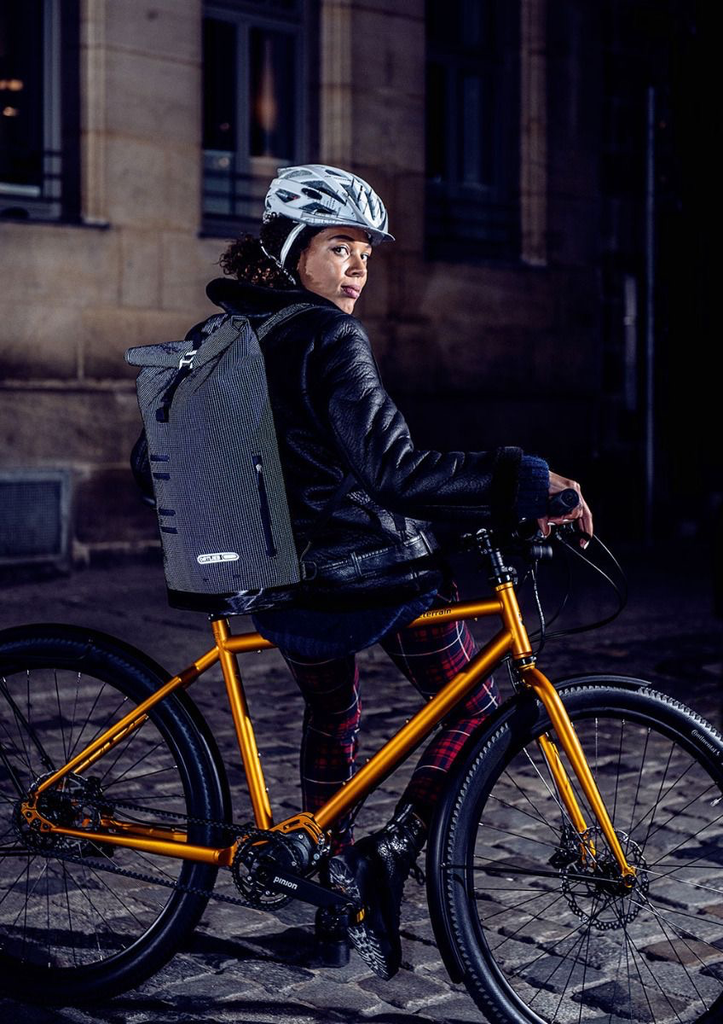 ORTLIEB Ortlieb Backpack Commuter-Daypack High Visibility