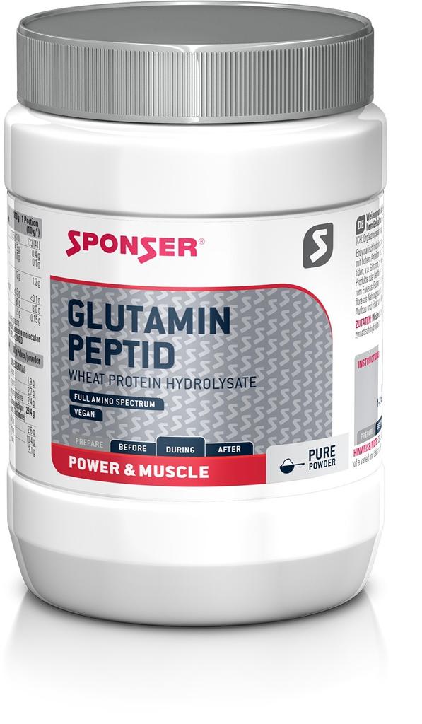 Sponser Sponser Nutrition Glutamin Peptid Powder