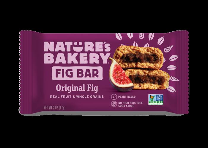 NATURES BAKERY Natures Bakery Whole Wheat Fig Bar