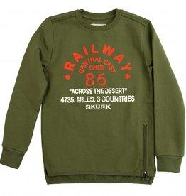 Siva sweater Skurk