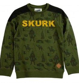 Sarrior sweater Skurk