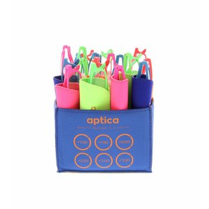 Aptica RAINBOW SET- 24 pieces