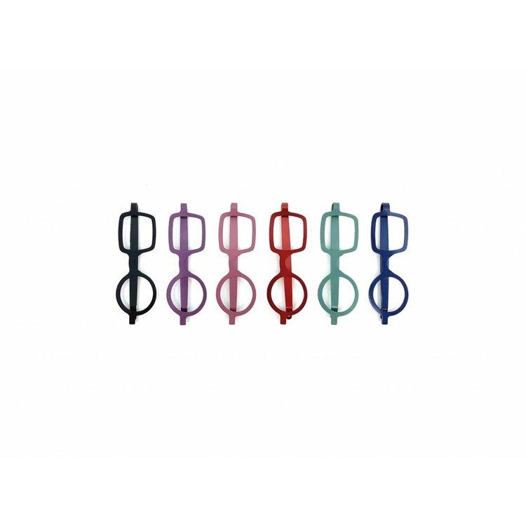 Aptica EYEWEAR CLIP HOLDER POP ART SET - 24 PIECES