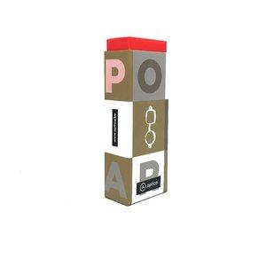 Aptica POP ART DISCO ROSS - single piece