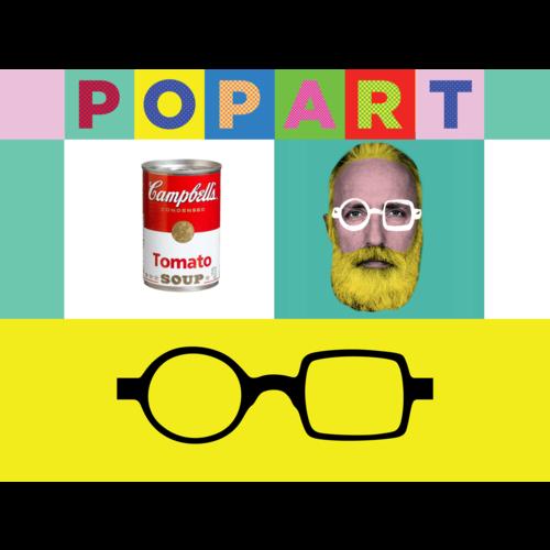 Aptica POP ART BLOR