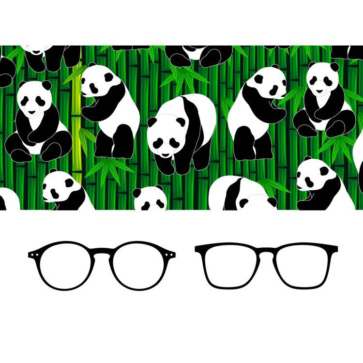 PANDA SET  - 24 pieces
