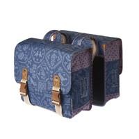 Bohème Double Bag - Blau