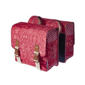 Bohème Double Bag - Rot