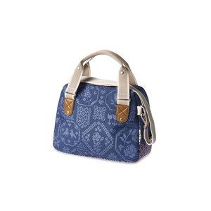 Bohème Citybag - Blauw