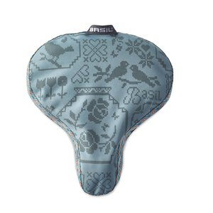 Bohème Saddle Cover - Grun