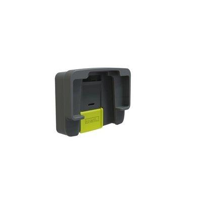 Basil BasEasy/KF Adapter Plate - fur baseasy system und klickfix System - anthrazit