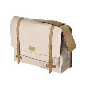 Basil Portland - bicycle office bag - 20 liter - crème