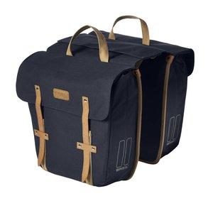 Portland Slimfit Double Bag - Blauw