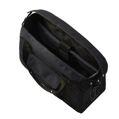 Basil Portland Business Bag - laptopfahrradtasche - fahrradschultertasche - 19L - schwarz