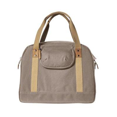Basil Portland Business Bag Laptopfietstas - fietsschoudertas - 19L - taupe