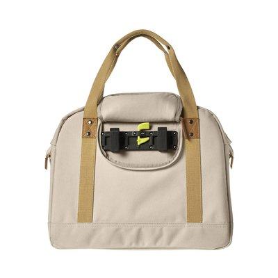 Basil Portland Business Bag - laptopfietstas - creme