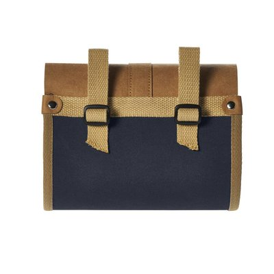 Basil Portland Saddlebag - satteltasche - 0,5L - blau