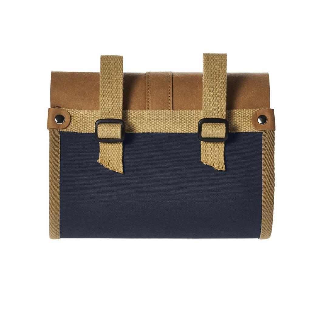 Basil Portland Saddlebag Saddle bag Dark Blue