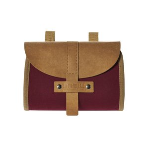 Portland - saddle bag - rood