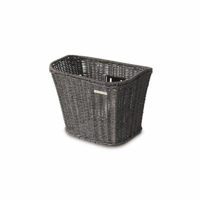 Basil Basket Berlin - front - grey