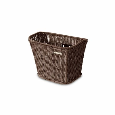 Basil Basket Berlin - front - Brown