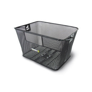Basil Concord XL Flex - basket – black