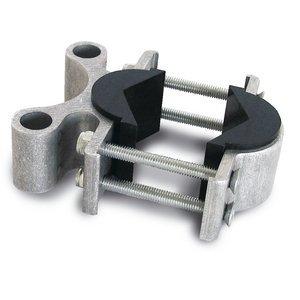 Basil Edo - bevestigingsset - aluminium