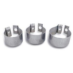Basil Baseasy II – Edelstahl-Ring – verzinkt - 25-30mm