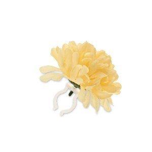 Roses Flower Garland - Gelb