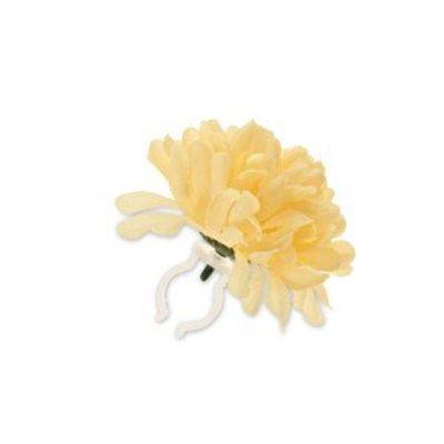Basil Single Flower - yellow
