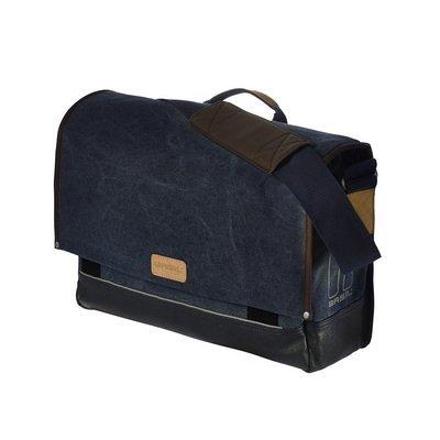 Basil Urban Fold Messenger - Blau